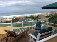 The Whale suite sundeck