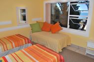 Whale suite 2nd bedrooms view of the ocean